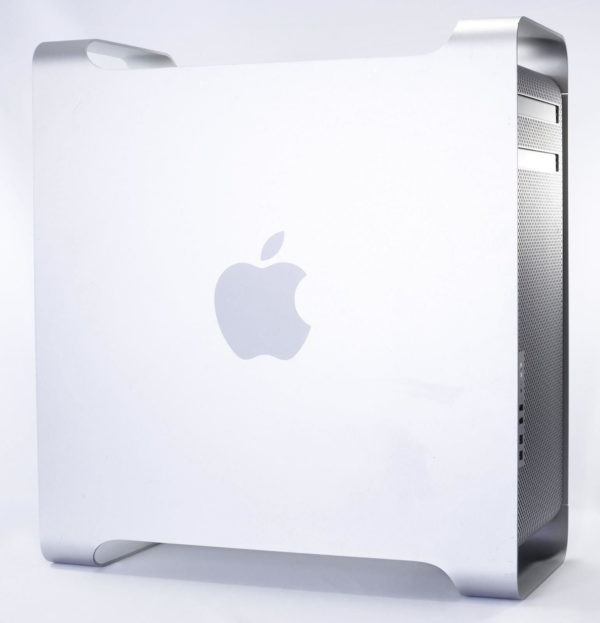 2008 Apple Mac Pro – Quad Core Intel Xeon 2.8GHz / 4GB / HD2600
