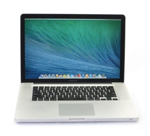 Late 2011 Apple MacBook Pro 15.4″ Laptop – Intel Quad-Core i7 @ 2.2 GHz / 8GB/ 120GB SSD