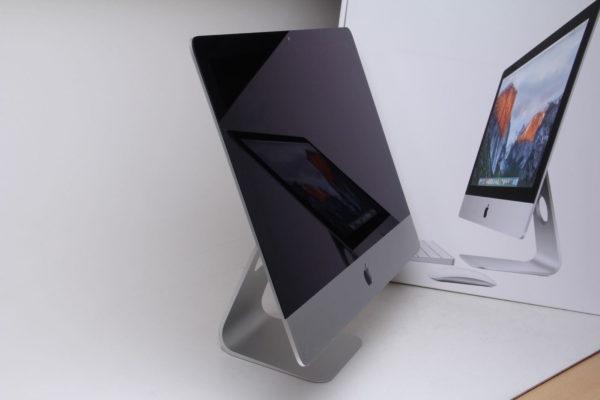 Late 2013 Apple iMac 21.5 inch Slim – Intel Quad Core i5 2.9GHz. 8GB. 480GB SSD. GT 750M 1GB. Refurbished.