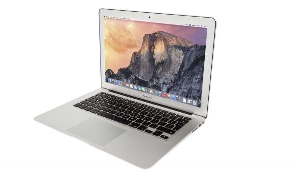 Apple MacBook Air 13.3 inch – Intel Core i5 1.3 GHz. 4 GB. 128 GB. MD760