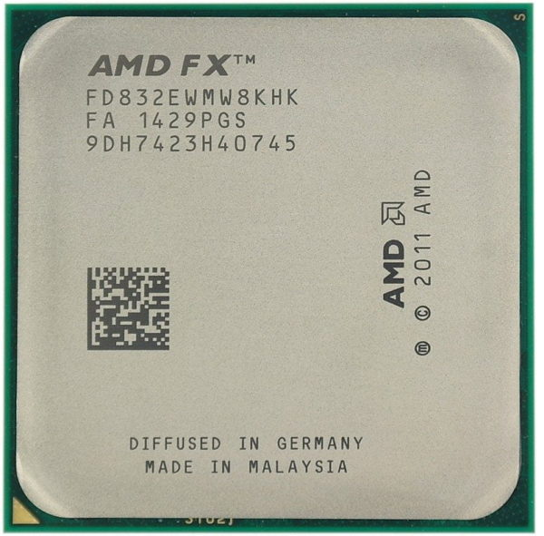 AMD FX8350 8 Core 4.0/4.2GHz CPU Only