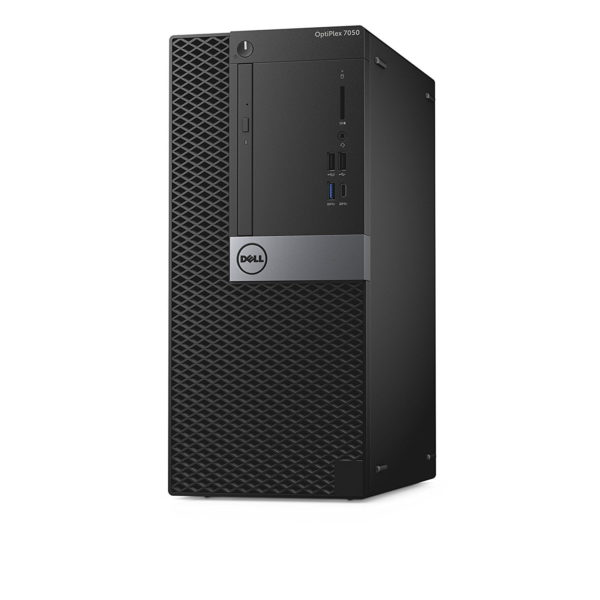DELL Optiplex 7050 Intel Quad Core i5-6500 3.2Ghz 8GB RAM 1TB Win10 Pro.