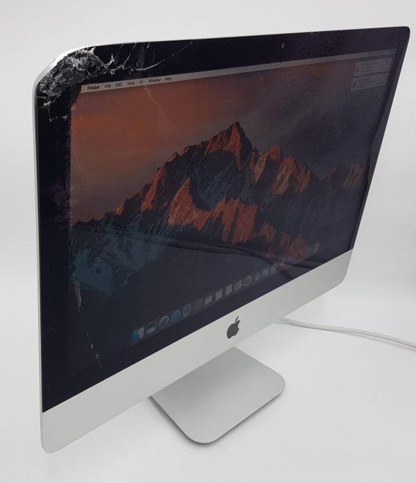 Apple iMac All-in-One Desktop Computer, Intel Core i5, 8GB RAM, 1TB, Intel HD Graphics 6000, 21.5″ Full HD. MK142B/A