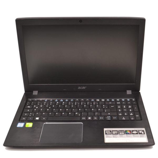 Acer E5-575G-79AS. Intel i7-6500U. 8GB. 1TB. NVIDIA 940MX 2GB.