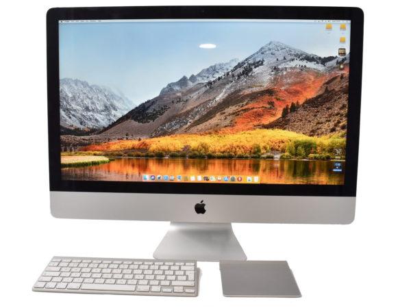 Boxed Apple iMac 27 inch Slim – Intel Quad Core i7 3.4 GHz. 24GB. 1TB Fusion