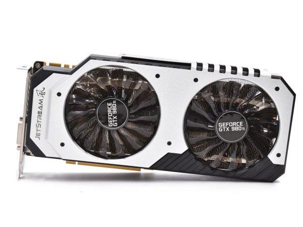 Palit Nvidia GeForce GTX 980Ti JetStream (6144MB GDDR5) PCI-EXPRESS GRAPHICS CARD (NE5X98T015JB-2000J)