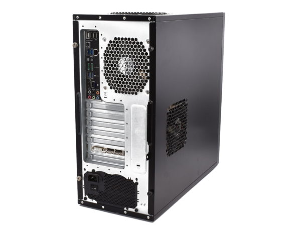Workstation PC. Intel i7-3930K. 16GB. nVIDIA Quadro 2000.