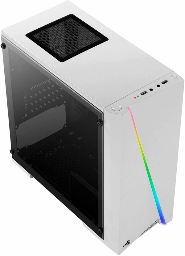 Gaming PC. Intel i7-8700K. 16GB DDR4. 1TB NVME SSD. RTX2070 8GB.