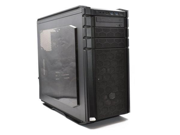Gaming Desktop PC Server. Intel i7-5930K. Asus X99. 1TB SSD. RX560 4GB