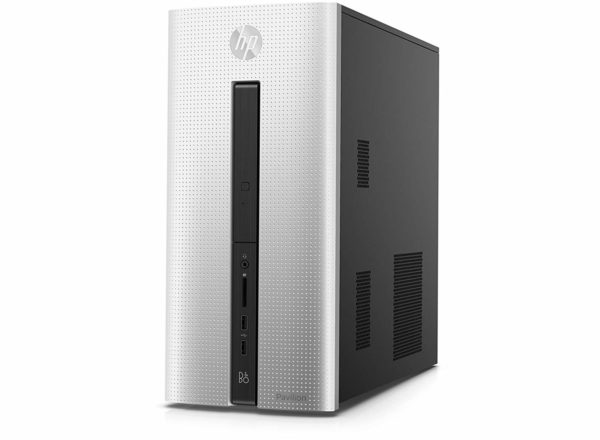 HP 550-254na. 8GB. 2TB Desktop Tower PC Small.