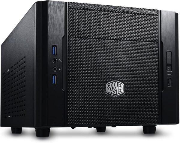 Gaming ITX Portable Mini PC. Intel Core i5-7600K. 8GB. 512GB. RX480 4GB