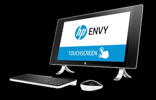 HP 27-p099na 27″ 4K All in One Touch Screen. Intel i7-6700T. 16GB. 128GB SSD+ 2TB. AMD R9 GPU