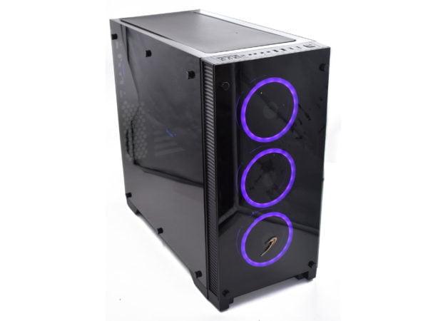 Gaming RGB Tempered glass PC. Intel i9-9900K. 32GB. 1TB SSD. 2TB HDD. RTX 2080Ti 11GB.