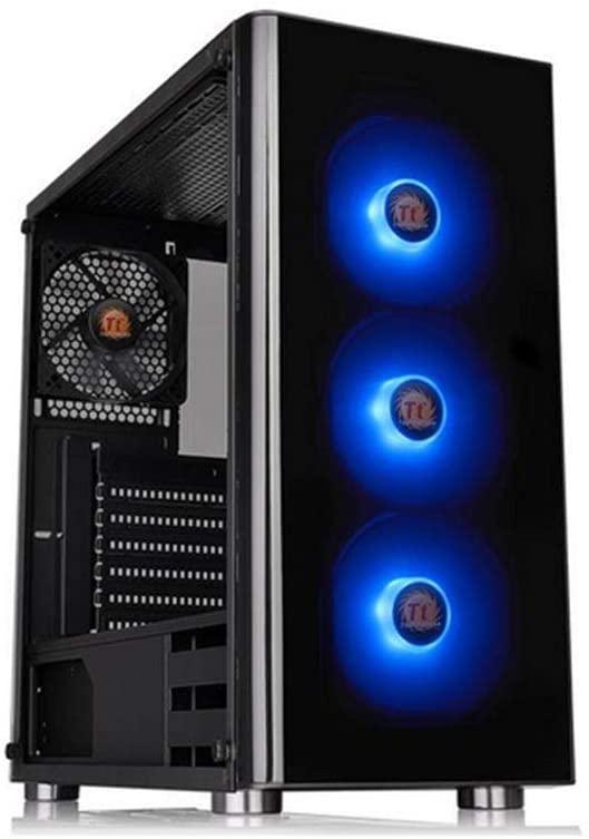 PC Specialist Tempered Glass RGB Gaming PC. Intel Core i7-8700K. 16GB. 500GB SSD. 2TB. GTX1080.