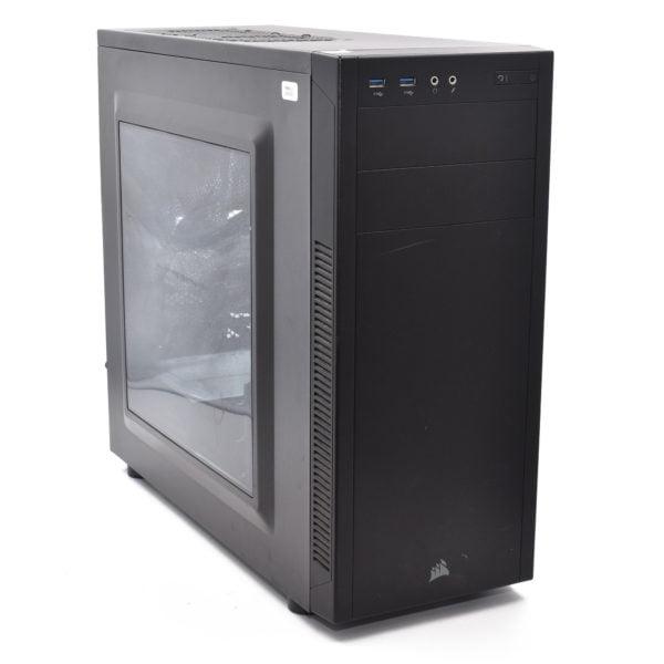 Ryzen 7 Water Cooled Gaming PC. AMD Ryzen 7 1700X. 16GB. GTX1060 6GB
