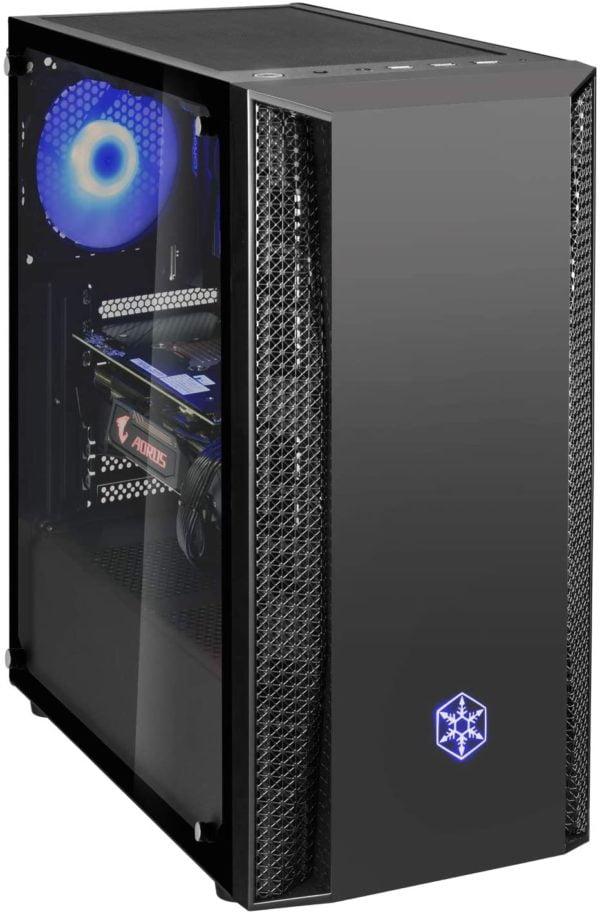 Liquid Cooled Gaming RGB Tempered Glass PC. Ryzen 7 2700X. 16GB DDR4. 240GB SSD+2TB. GTX1080Ti 11GB.