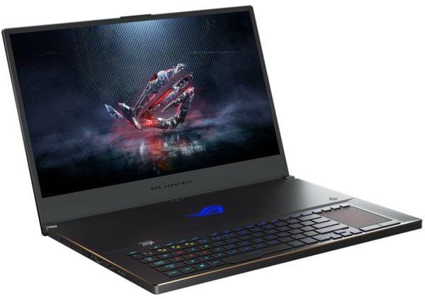 Asus ROG Zephyrus S GX701GWR. 17″ 240Hz Laptop. Core i7-9750H. 32GB. RTX 2070 8GB. 1TB SSD