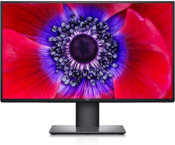 Dell U2520D 25 Inch UltraSharp QHD LED-backlit, Anti-Glare, 3H Coating IPS Monitor