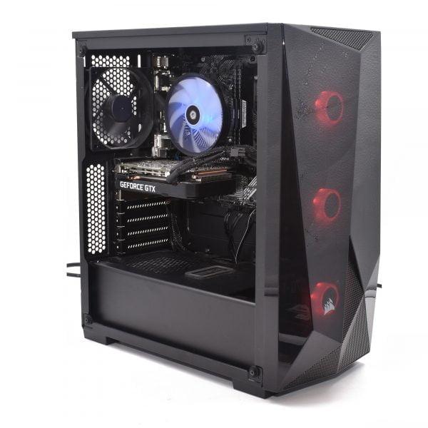 Gaming Desktop PC. Intel Core i5-10400. 240GB SSD. 1TB. 16GB DDR4.GTX 1660 Super 6GB
