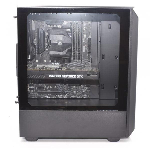 Gaming Desktop PC. Intel Core i7-7700K. 500GB SSD. 16GB DDR4. Nvidia GTX 1080 8GB